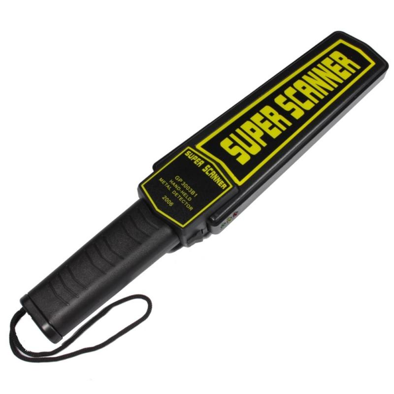 Glosat-Handheld-metal detector