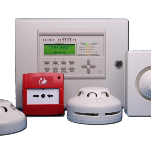 Glosat-fire-alarms-system