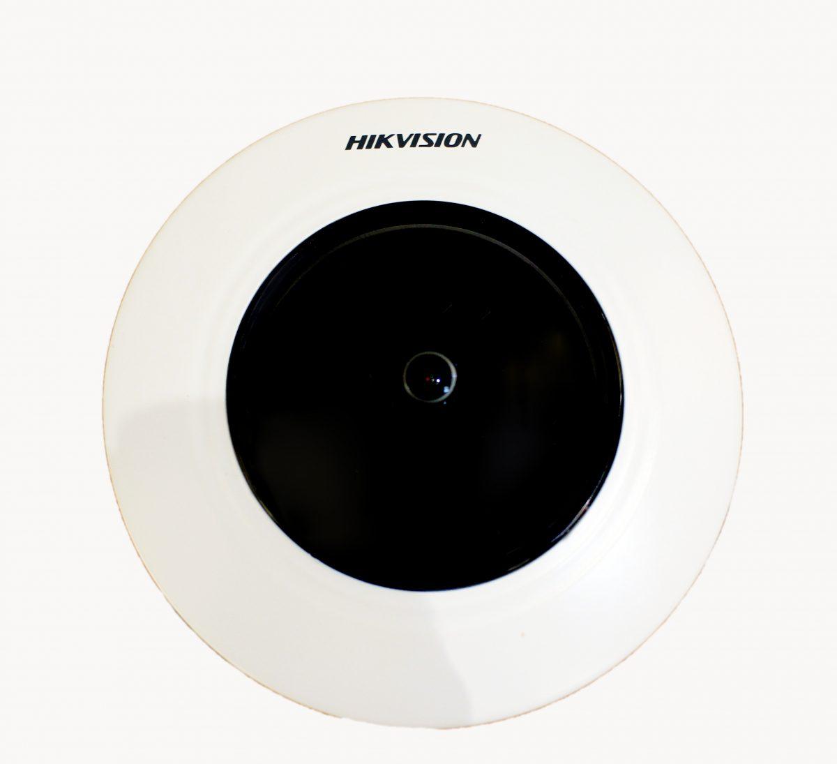 Fish-Eye-Camera