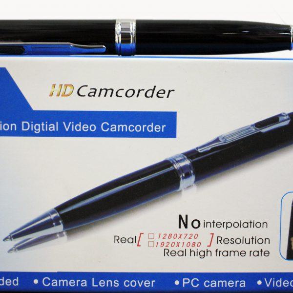 Spy-Camera-Pen