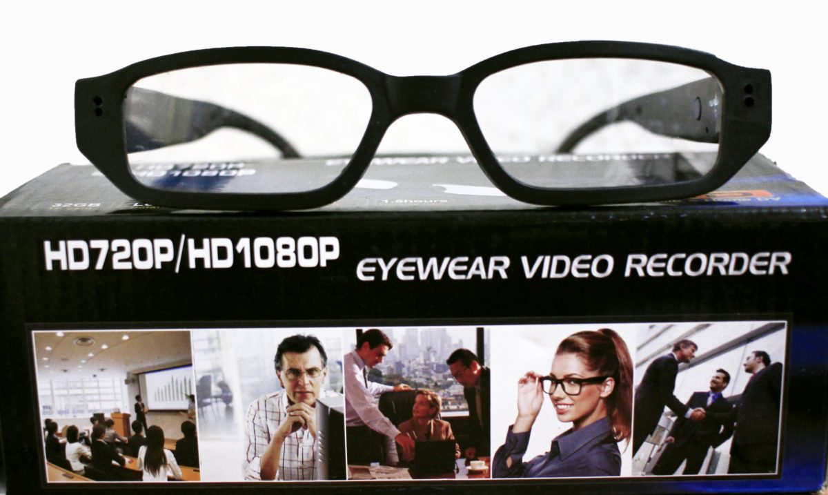 Eyewear Video Recorder